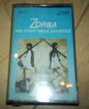 Noni Kantaraki - Zorba And Other Greek Favorites 1985 Cassette World SEALED
