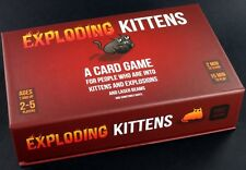 Exploding Kittens: A Card Game About Kittens and Explosions and Sometimes New