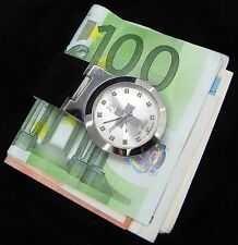PLAYAZ*CASH*Kreuz*Cross*MONEY CLIP*GELDKLAMMER*MONEYCLIP*BLING*UHR*SELTEN RAR*MD