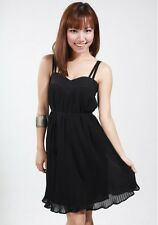 Love Bonito Oklahoma Dress in Black Size XS