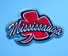 Mississauga Ice Dogs OHL CHL Hockey CCM  Maska Iron On Jersey Shoulder Crest A