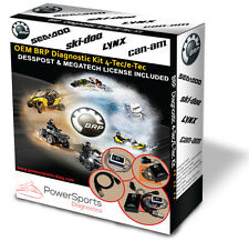 BRP BUDS MPI-3 Diagnostic Kit 4TEC/ETEC+4TEC-DESSPOST for SEADOO SKIDOO CANAM