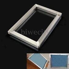 1PC Silk Screen Printing Aluminum Alloy Frame Outside Size 20x30CM