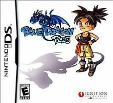 Blue Dragon Plus NDS New Nintendo DS