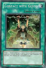 YU-GI-OH: CONTACT WITH GUSTO - SECRET RARE - HA05-EN056