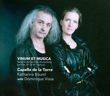 Vinum Et Musica Songs & Dances from Nuremberg Sour, New Music