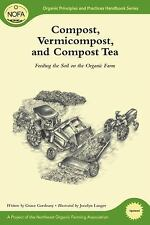 Organic Principles Practices Handbook: Compost, Vermicompost and Compost Tea