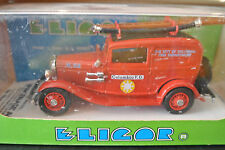 The water based pumper fire engine ELICOR HOBBY CAR S.A. 1/43  MIB