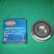 Royal Dirt Devil Type F15 Washable HEPA Filter Extreme Vibe Quick Vac 3SS0150001