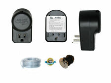 Garbage disposal Complete Set With Air Switch and Air Button Polished Chrome