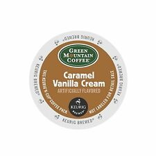 Green Mountain Coffee Caramel Vanilla Cream Coffee Keurig K-Cups 24-Count
