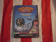 Monster Garage - RV Skate Board Half Pipe - Under the Hood (DVD, 2003)