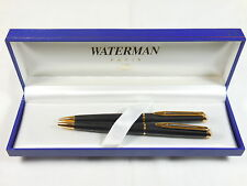 Waterman Hemisphere DURACELL France 98 World Cup Black Ballpoint Pen and Pencil