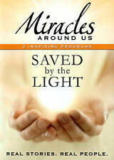 Miracles Around Us: Volume Two - Saved By The Light [DVD] (2014) *New DVD*
