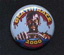 DEATH RACE 2000 Badge Button Pin - CARRADINE CLASSIC!