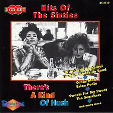 HITS OF THE SIXTIES - VARIOUS ARTISTS / 2 CD-SET (BEVERLY HILLS BS 2519)