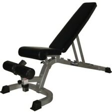 "Valor Athletics Adjustable Utility Bench FID DD-4 Exercise Bench 62"" x 22"" x 44"""