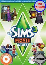 The Sims 3 Movie Stuff (PC&Mac, 2013) Origin Download Region Free