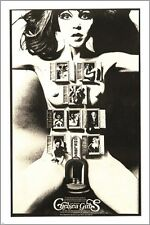 CHELSEA GIRLS vintage movie poster ADULT THEMED promiscuous sex WILD 24X36