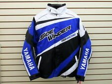 YAMAHA Sidewinder JACKET BY FXR~SNOWMOBILE~MenXX Large~Blue~SMB-17JSW-BL-XX-New