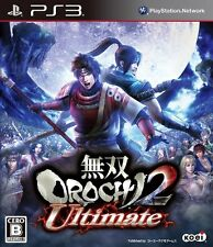 (Used) PS3 Musou OROCHI 2 Ultimate [Import Japan]((Free Shipping))