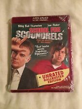School for Scoundrels HD DVD New & Sealed, Rare & Deleted, Billy Bob Thornton