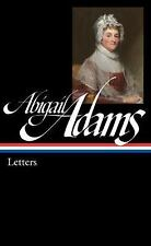 ABIGAIL ADAMS: LETTERS...BRAND-NEW HCDJ...EDITED by EDITH GELLES..PRICE REDUCED!