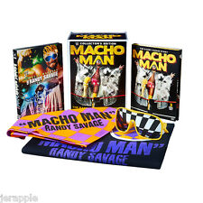 WWE Wrestling Collector's Edition Macho Man Randy Savage Story DVD NEW T-Shirt