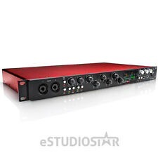 Focusrite Scarlett 18i20 USB Audio Interface 8  Mic Preamp -2nd Gen W/Protools