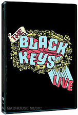 The BLACK KEYS DVD - Live 2005 Concert w/ Interviews Videos + Promo Sheet SEALED