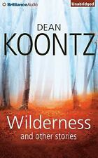 Wilderness and Other Stories by Dean Koontz (2014, CD, Unabridged)