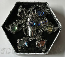 Katekyo Hitman Reborn Vongola 7 Ring Necklace A Cosplay Free shipping
