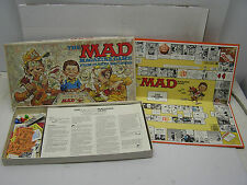 1979 Parker Brothers THE MAD MAGAZINE Board Game- opened but complete!! (L9625)