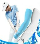 GOLF SLEEVES-SUN & UV PROTECTION-NEW-10 GREAT COLORS-PLAY WITH STYLE-US SHIPPING