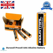 5 Duracell Procell AAA 1.5V Alkaline Professional High Performance Batteries HQ