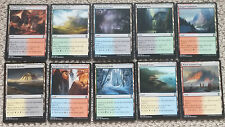 40x Eternal Masters Dual Lands, 4x of Each. EMA MAGIC NM UNPLAYED MTG