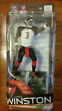 McFarlane NFL 37 Jameis Winston rookie white Buccaneers jersey CL variant #/2500