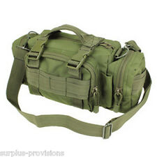 Condor #127 Tactical Deployment Bag O.D. Green - Molle Hunting Pack pouch