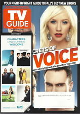 The Voice TV Guide Jun 2011 Finale Burning Questions Jewel Teen Wolf Love Bites