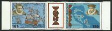 Album Treasures French Polynesia (Tahiti)  Scott # 665 Marquesas Islands MNH