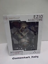 ASSASSIN'S CREED II - BUSTO EZIO AUDITORE - ACTION FIGURE - NUOVA NEW