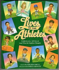 1997 Lives of the Athletes by Kathleen Krull