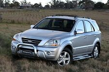 KIA SORENTO 2007-2009 2.5L DIESEL 3.3L PETROL WORKSHOP SERVICE REPAIR MANUAL