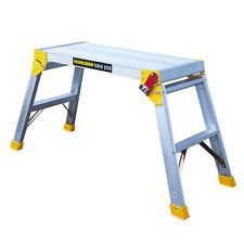 Youngman Odd Job Folding Platform Bench Hop Step Up Decorators Plasterers DIY