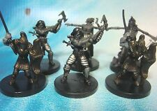 Dungeons & Dragons Miniatures Lot  Dread Warrior Direguard Undead !!  s100
