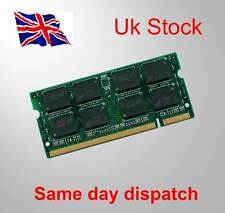 NEW 2gb PC2-5300 DDR2 PC5300 667Mhz SoDimm 200pin Laptop Memory ram UK