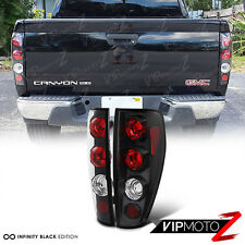 2004-2012 Chevy Colorado GMC Canyon Pickup Truck Brake Lamp Tail Light Black NEW