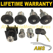 FOR FORD TRANSIT Mk6 2000-06 COMPLETE LOCK SET 7 PIECE LEFT RIGHT REAR IGNITION