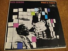 Fats Domino/ What A Party!/ Imperial/ 1961/ Canada/ Mono