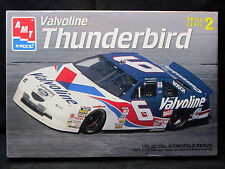 AMT - ERTL Valvoline Ford Thunderbird #6 1:25 Model Kit # 8088 NIB Sealed